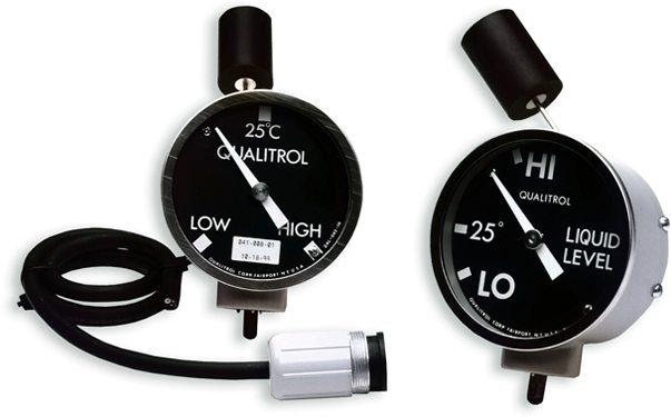 Qualitrol 035 Small Oil Level Indicator