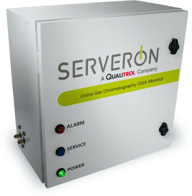 Multi Gas Serveron® TM3 On-line Gas Chromatography Dissolved Gas Monitor