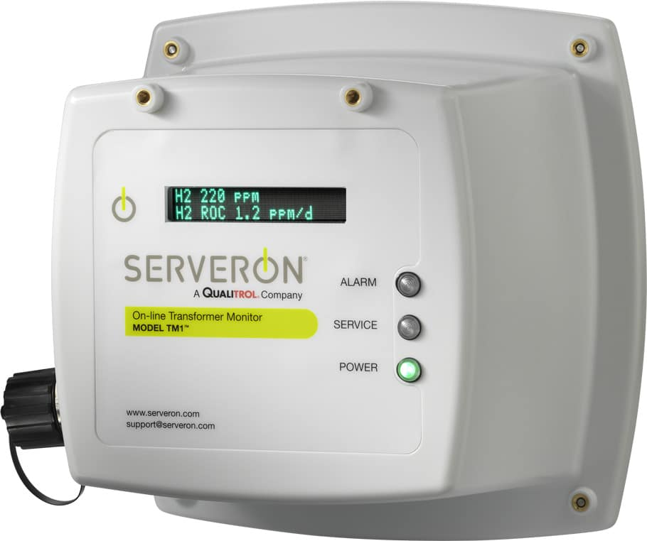 Moniteur de Gaz Dissous Chromatographie Single-Gaz Serveron® TM1